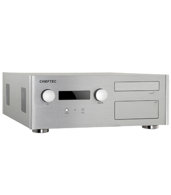 Chieftec Hi-Fi Series HTPC Case