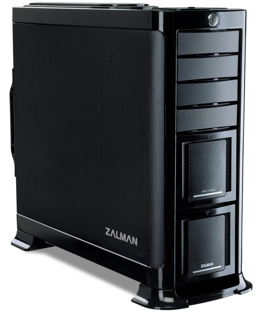 Zalman GS1000 Full Tower Chassis (Black)