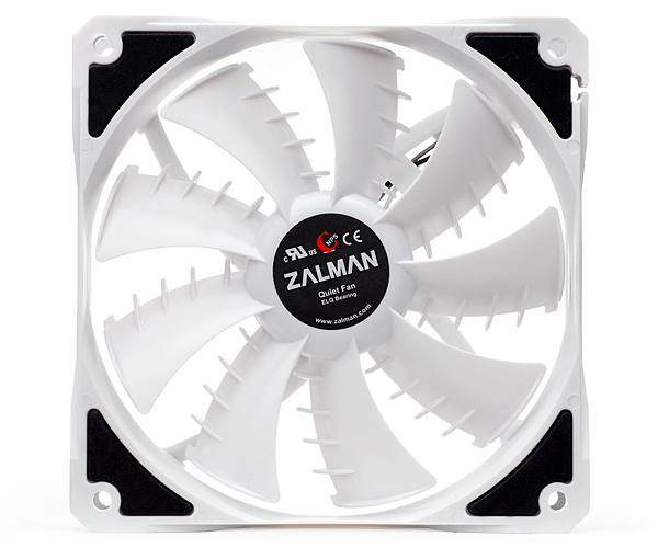 Zalman ELQ (Ever Lasting Quiet) 120mm Fan