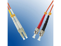 MicroConnect Fibre Optic Network Cable for Network Device - 1 m