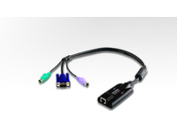 Aten KA7120 VGA/RJ-45/(PS/2) KVM Cable for KVM Switch - 1 Pack