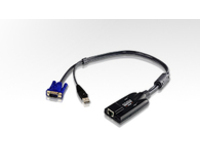 Aten KA7170 USB/VGA/RJ-45 KVM Cable for KVM Switch - 1 Pack