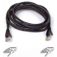 Belkin High Performance Category 6 UTP Patch Cable 0.5m (1.6 ft) Black