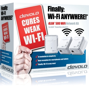 devolo dLAN Powerline Network Adapter
