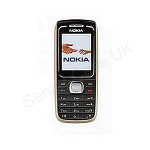 Nokia 1650 Mobile Phone (Black)