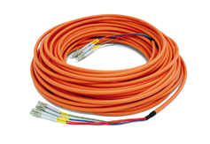 Network Cabling Fibre Optic Leads
