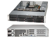 Barebone Server Kits 2U Rackmount