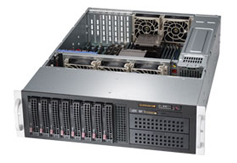 Barebone Server Kits 3U Rackmount