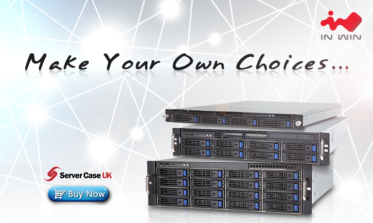 In-Win Storage Server Chassis