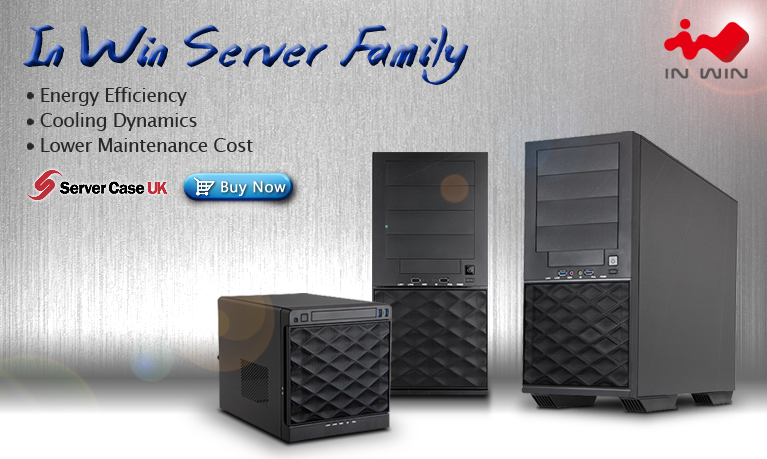 In-Win Tower Server Chassis