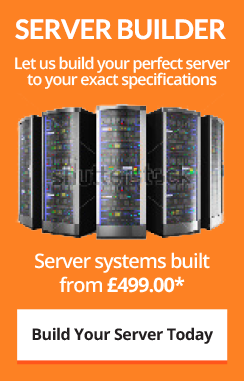 Custom Built Server Solutions from Server Case UK